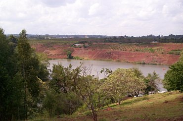 A recreational park in Kiambu, just north of Nairobi. The privately-owned park was once a coffee farm.