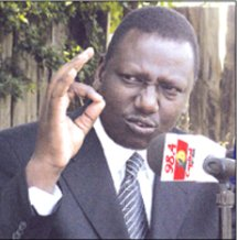 Agriculture Minister, William Ruto, has worsened maize shortages.