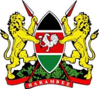 Kenya Coat of Arms: symbol of government.