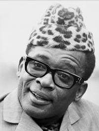 Former Congo President, Mobutu Sese Seko