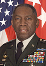General William Ward, AFRICOM Commander